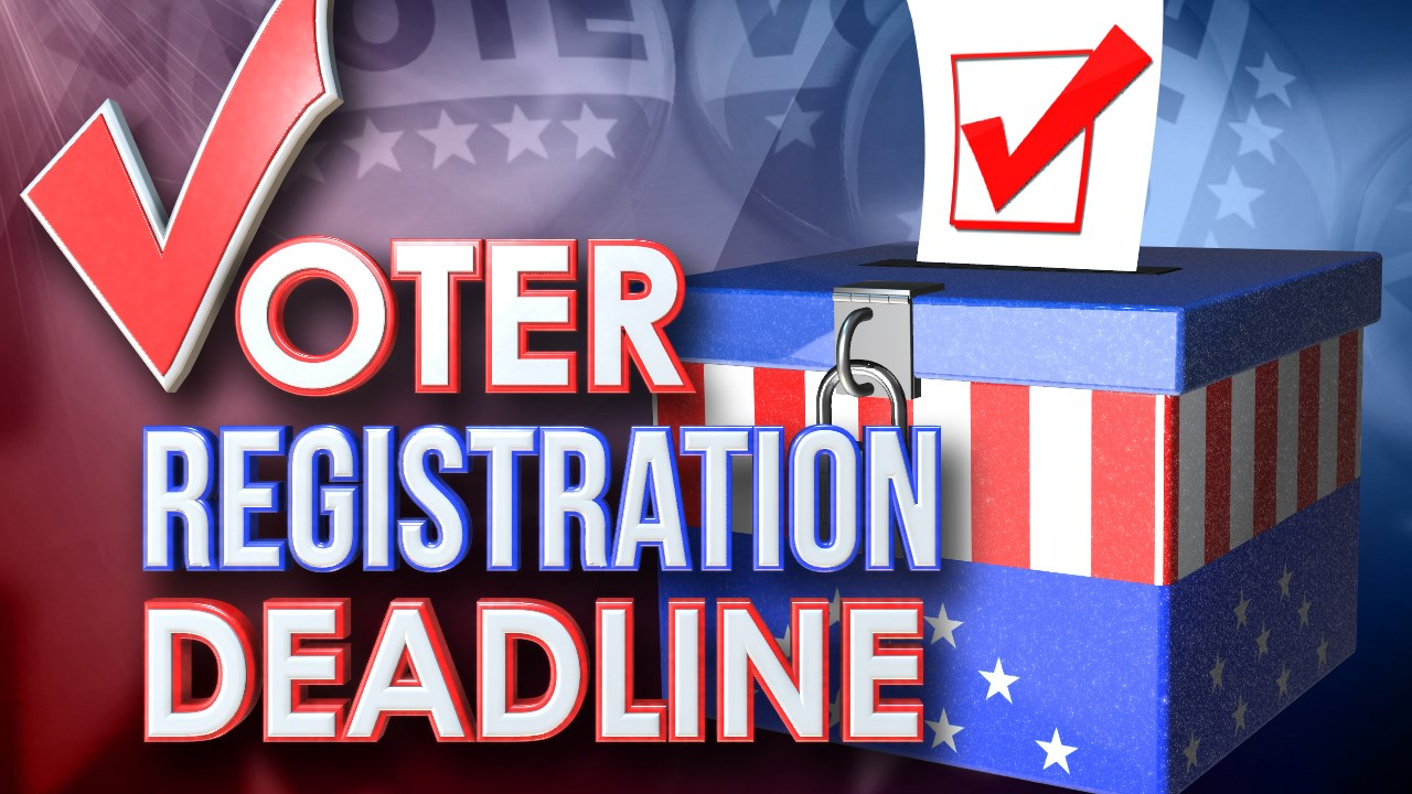 featured image for: <center>  COUNTY CLERK HANLON REMINDS VOTERS THAT TUE., OCT. 13 IS THE VOTER REGISTRATION DEADLINE</center>