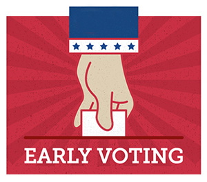 featured image for: <center>COUNTY CLERK HANLON ADVISES OF NEW EARLY IN-PERSON VOTING OPTION, MANDATED BY STATE LAW